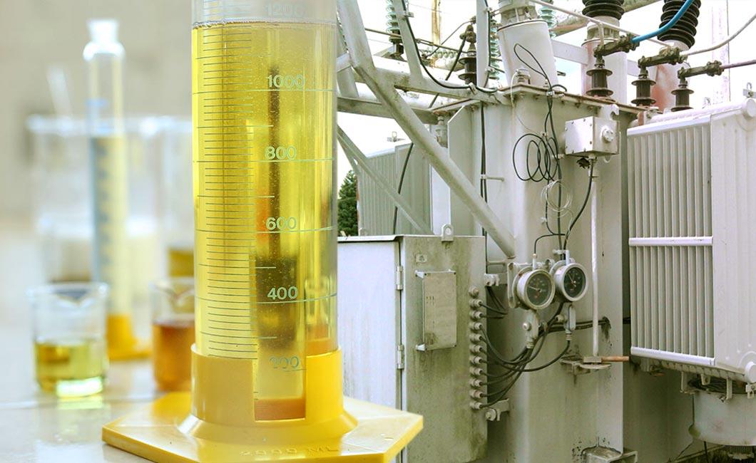 Periodicidade das análises de óleo de transformadores
